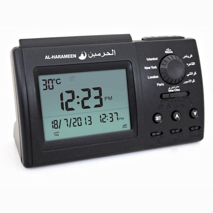 $20.28 (Buy here: https://alitems.com/g/1e8d114494ebda23ff8b16525dc3e8/?i=5&ulp=https%3A%2F%2Fwww.aliexpress.com%2Fitem%2FFree-shipping-Automatic-Islamic-product-azan-clock-250cities-azan-time-Hijri-Fajr-alarm%2F759885682.html ) 2016 New Arrival Automatic Islamic Product Azan Clock 250cities Time Hijri Fajr Alarm,free Shipping  for just $20.28