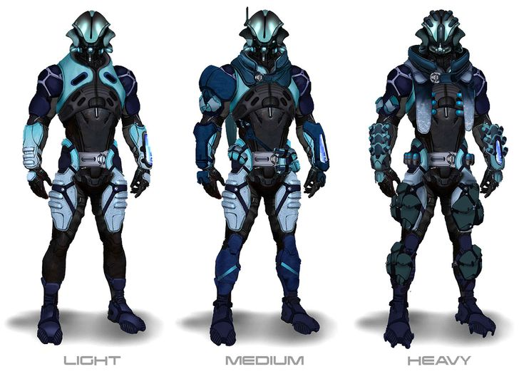 Ryder's Angara Armor from Mass Effect: Andromeda