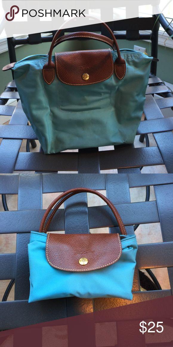 Small Longchamp purse Gently used purse Longchamp Bags