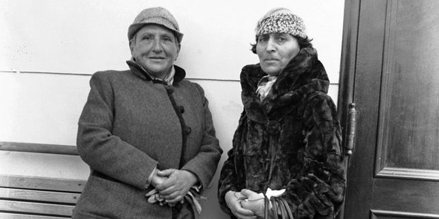Gertrude Stein and Alice B Toklas.. 15 Ladies Who Were Writing Sexy Lesbian Love Letters Before You Got Born