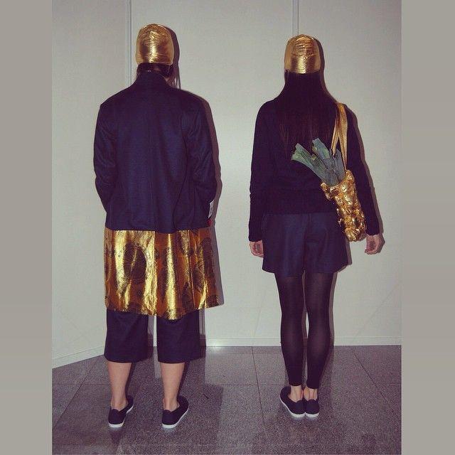 Backstage :) #offfashion #kielce #queenzoja #look #fashionshow #slowfashion