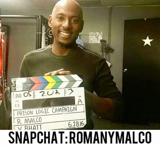 Romany Malco in his directoral debut. #PrisonLogic