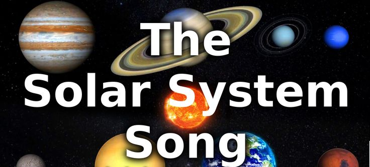 The Solar System song
