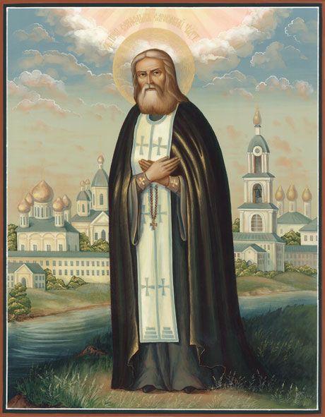 Saint Seraphim de Sarov
