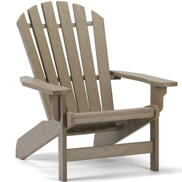 Adirondack - Coastal Chair - Viking Casual Furniture. From Breezesta  This Adirondack chair makes a great addition to any of our Breezesta outdoor furniture, mix and match for a wonderful eclectic look. Not only is this furniture eco-friendly, but it is also very comfortable and stylish. It comes in a multitude of colors to fit in with any outdoor setting.