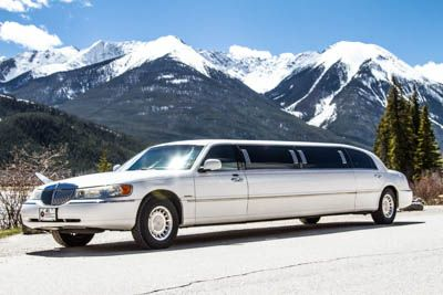 Luxury Limo's at affordable prices          #limo #limousine #banff #mountains