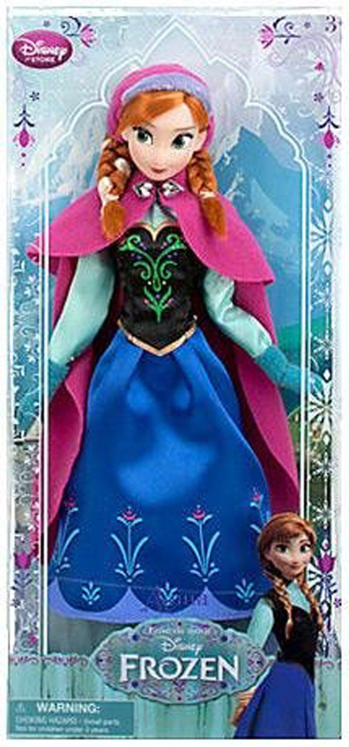 Disney Frozen Doll Anna