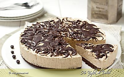 Cheesecake al caffè, ricetta senza cottura