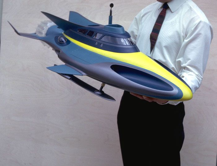 Mastermodels go back to the 1960s when we made some of the iconic models used in the Gerry Anderson TV shows. From the early TV series of Fireball XL5 and Supercar, through to the now legendary Thunderbirds.