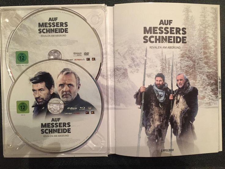 Auf Messers Schneide - Rivalen am Abgrund - DVD, Blu-Ray + Soundtrack-CD Limited Collector's Edition Blu-ray: Amazon.de: Anthony Hopkins, Alec Baldwin, Elle Macpherson, Harold Perrineau, Lee Tamahori: DVD & Blu-ray
