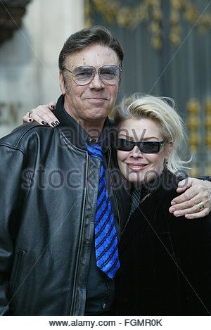 kim wilde and Her Dad Marty Wilde  (credit image © Jack Ludlam) - Stock Photo
