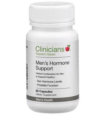 Men's Hormone Support – Clinicians – 60 Capsules | Shop New Zealand NZ$ 65.90