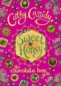 Cathy Cassidy is one of my favourite authors. I can't wait until sweet honey comes out in June!