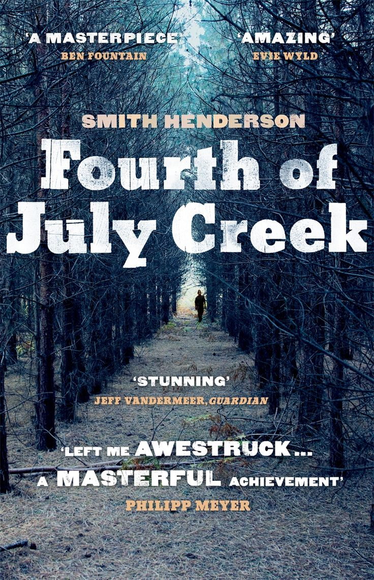 fourth of july creek chapter summary