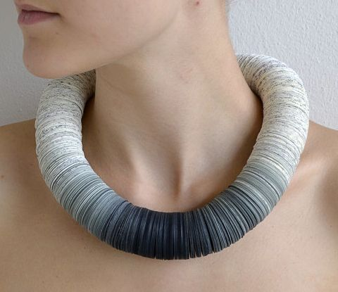 Paper Jewelry by Paper Statement