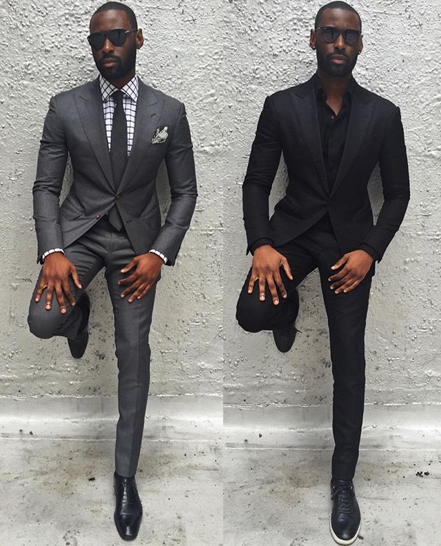 Best 25  Black suit men ideas on Pinterest | Man suit, Black suits ...