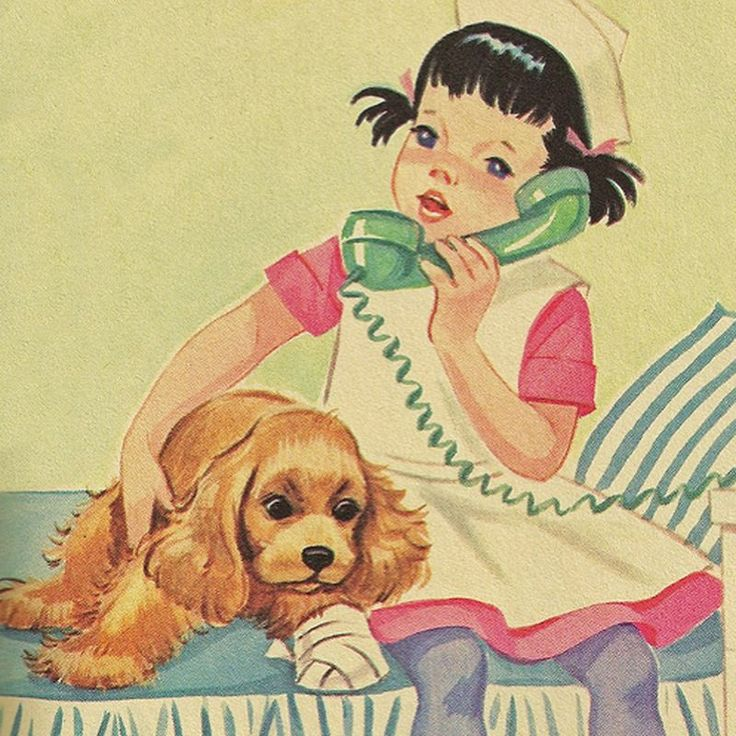 Rand McNally Vintage Childrens Children Book Nancy Plays Nurse Elf Retro Illustration Story Fairytale Illustrator