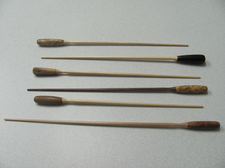 how to choose a conducting baton