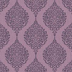 Luna Plum Wallpaper