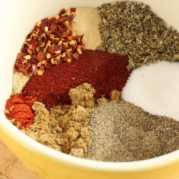 Large batch taco seasoning. I'm on a mission to cut all preservatives and chemicals out of my diet.