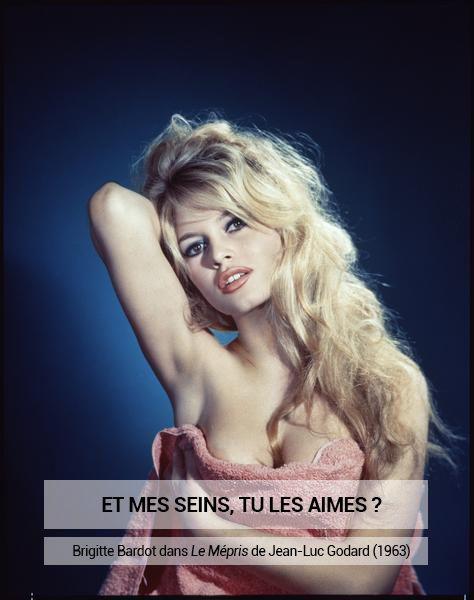 Sam Lévin, Brigitte Bardot Positif transparent couleur sur support souple