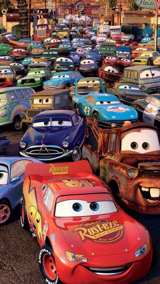 Pixar Wallpaper With Images Disney Cars Movie Disney Cars