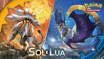 Pokémon Estampas Ilustradas: Sol e Lua