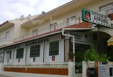 Restaurante Alengarve. Avda. de Aureliano Mira Fernandez. Mértola (Portugal)