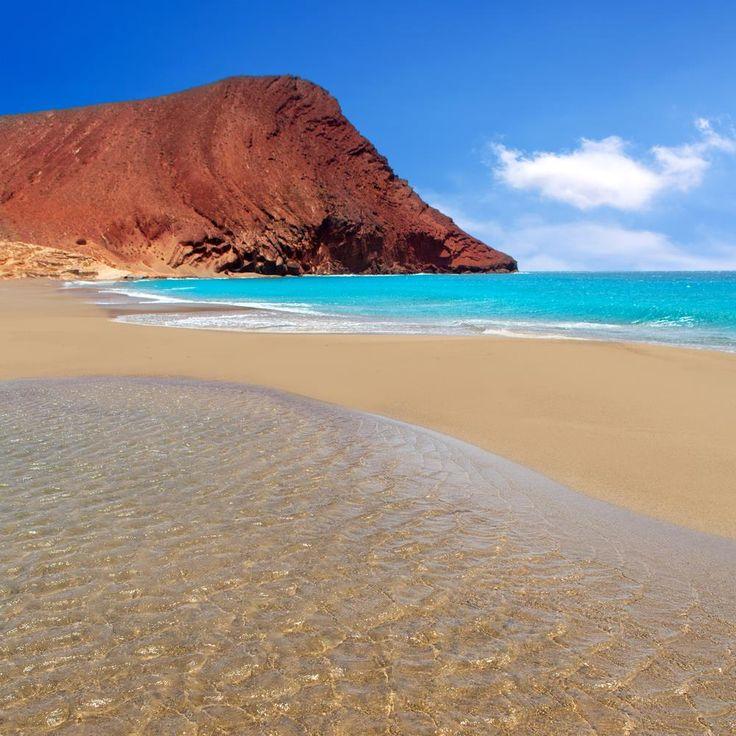 La Tejita, Tenerife, îles Canaries (Espagne)