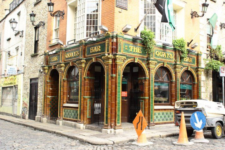 The Quays Bar, à Dublin ! #pub #ireland #dublin #travel #beer #party #irlande #europe #tradition #bar
