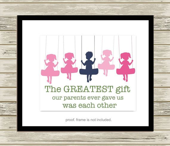 Wall Art Quotes For Sisters : Best sibling quotes brother on