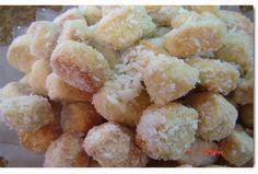 Nhoque doce (biscoitinhos)