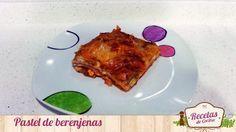 Pastel de berenjenas -  La receta de hoy es para ideal para todos pero sobre todo para aquellos que están a dieta y empiezan a estar un poco cansados/as de comer los típicos alimentos de dieta: pollo, ensaladas, pescado, etc… Se trata de un pastel de berenjenas, un plato que está buenísimo, es bastante económico ... - http://www.lasrecetascocina.com/pastel-de-berenjenas-2/
