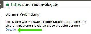 Webshops mit SHA-1 werden noch als sicher gekennzeichnet