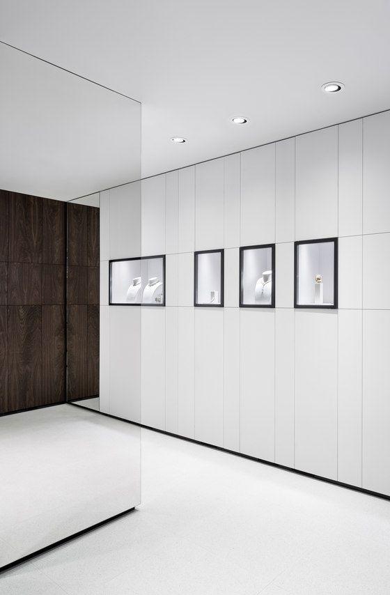 Georg Jensen Mount Street by Studio David Thulstrup | Shop interiors