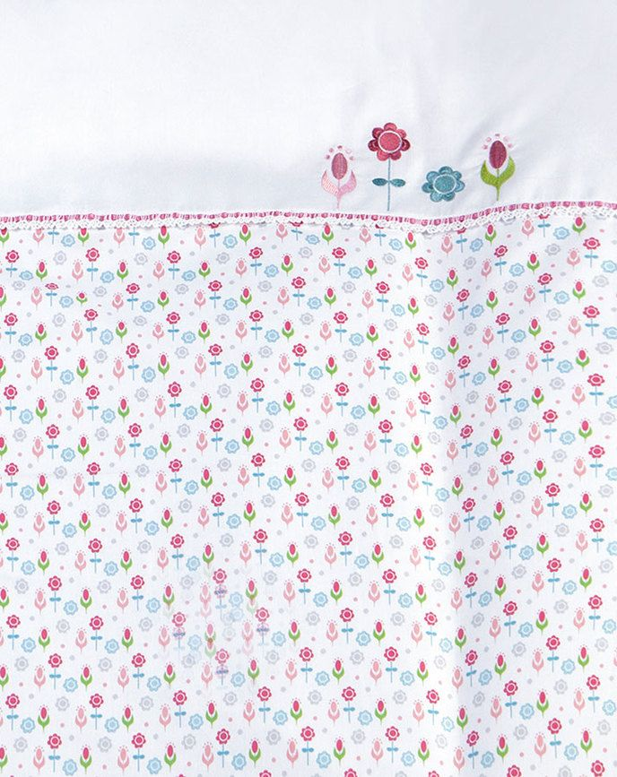 Wickelauflage LILLY (75x85) in rosa