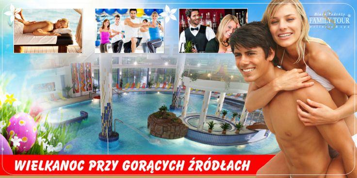 Słowacja - Gorące Źródła, WIELKANOC w oazie termalnych wód PATINCE http://familytour.pl/slowacja-wielkanoc-patince-termalne-zrodla-gorace-wellness-hotel-resort-spa-baseny-termalne-gratis.html
