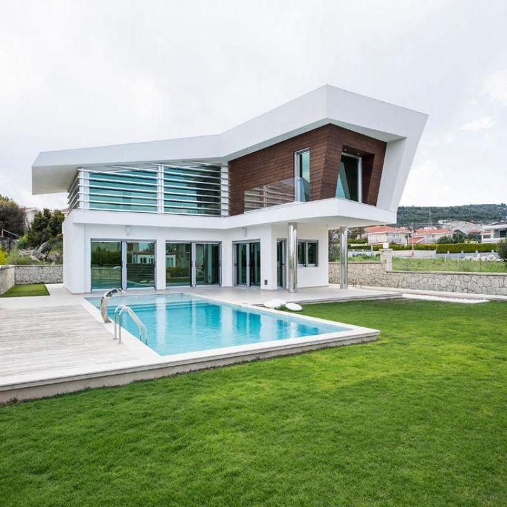 IF House Summer House by Noyan Vural/Noyan Vural Architecture