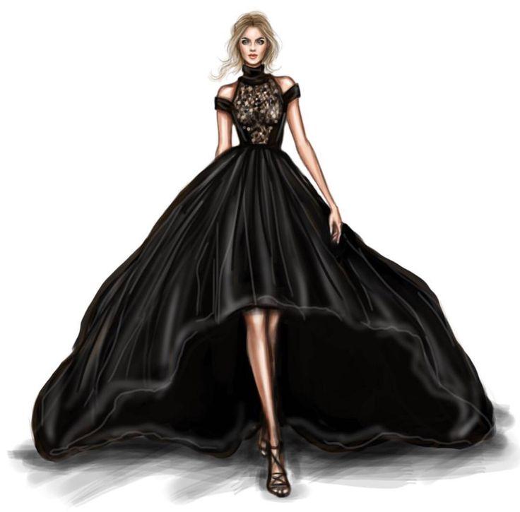 best 25 dress sketches ideas on pinterest dress drawing