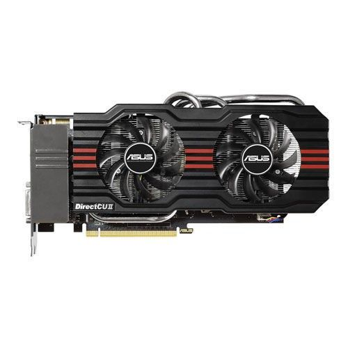 TARJETA DE VIDEO ASUS NVIDIA GFORCE GTX660 DC2O 2GB DDR5 #specialtech