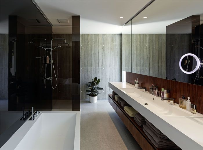 Marvelous Stylish Open Plan Living Interior Bathroom1. Spa Bathroom ... Part 32