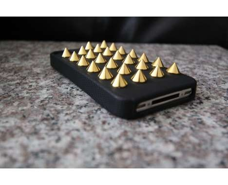 Studded iPhone Case #Studs #iPhone #Christmas