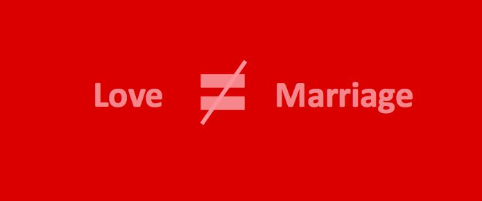 same sex marriage should be allowed