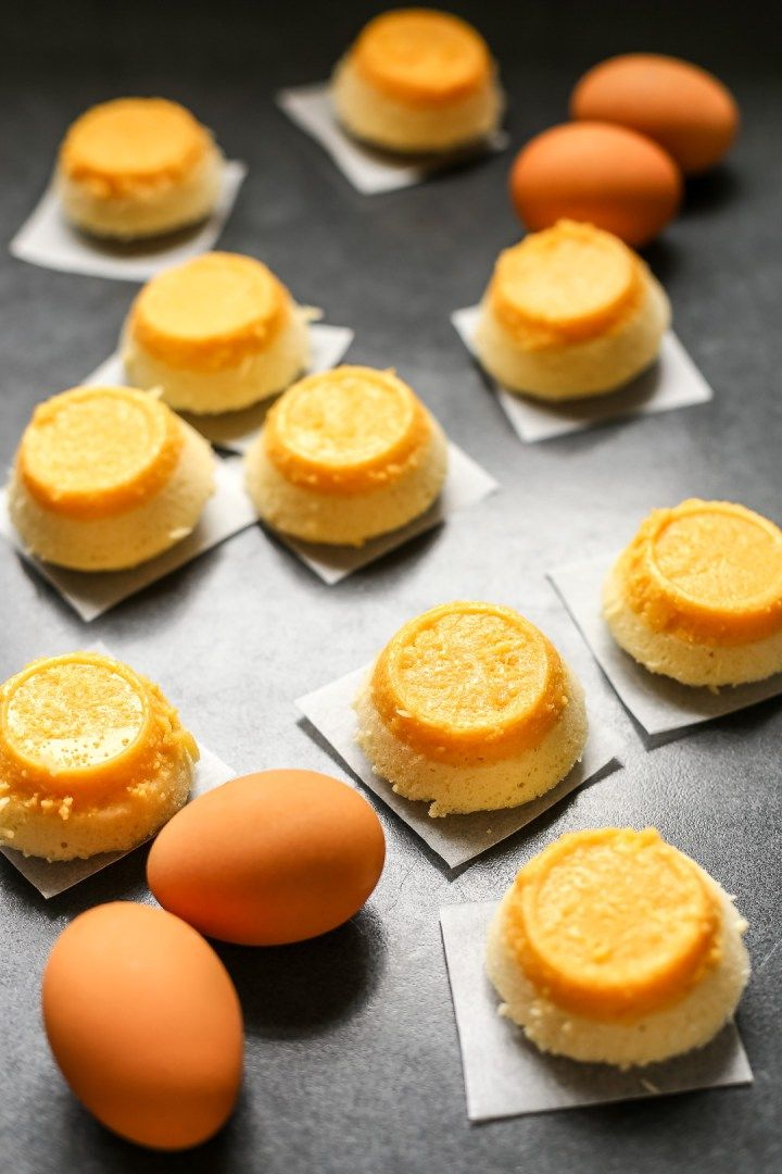 Puto Flan is a type of steamed cake found in the Filipino cuisine where batter made out a mixture of rice flour/all-purpose flour, eggs and sugar is steamed.