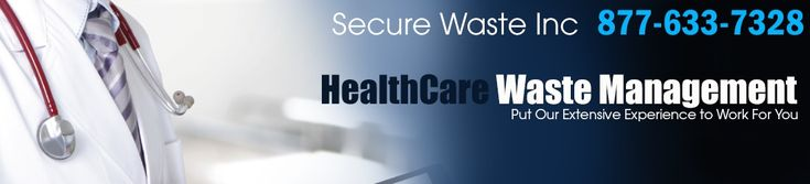 Secure Waste provides biohazardous waste disposal and hazardous waste disposal services in Maryland. We provide services to many of our customers every month.