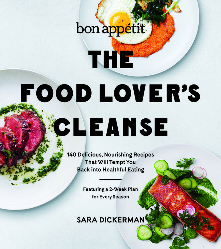 We are so excited to be launching the Sixth Annual Food Lover's Cleanse on January 2. We hope you will join us as we get back in the kitchen, making delici