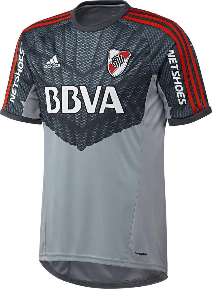 Camisa portero River Camisetas deportivas, Camisetas y River