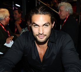 """Jason Momoa attends a """"Conan the Barbarian"""" autograph signing during Comic-Con 2011, San Diego, on July 22, 2011"""