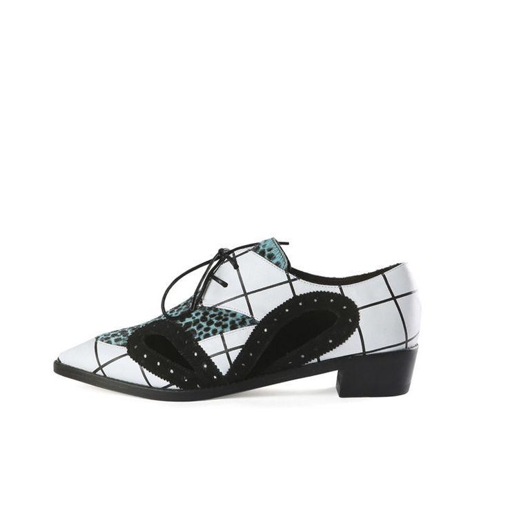 Eugene Riconneaus Diane Shoe #Eugene-Ricconeaus #Flats #Shoes