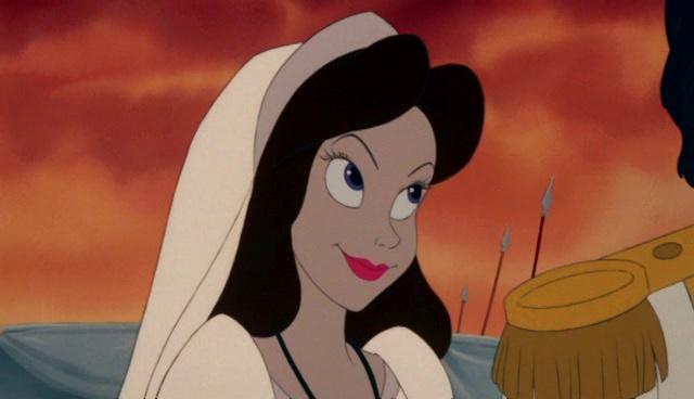 Vanessa Little Mermaid Disney